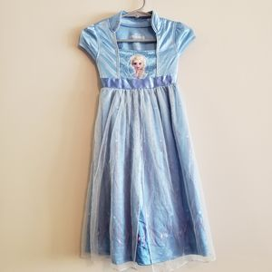 FROZEN PLAY DRESS NIGHTGOWN SIZE 2T